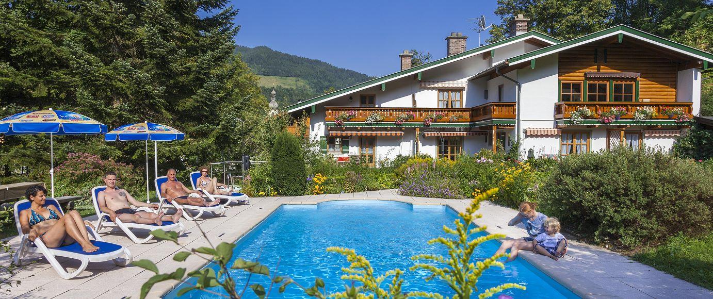Oslhof - Ferienwohnungen in Ramsau bei Berchtesgaden